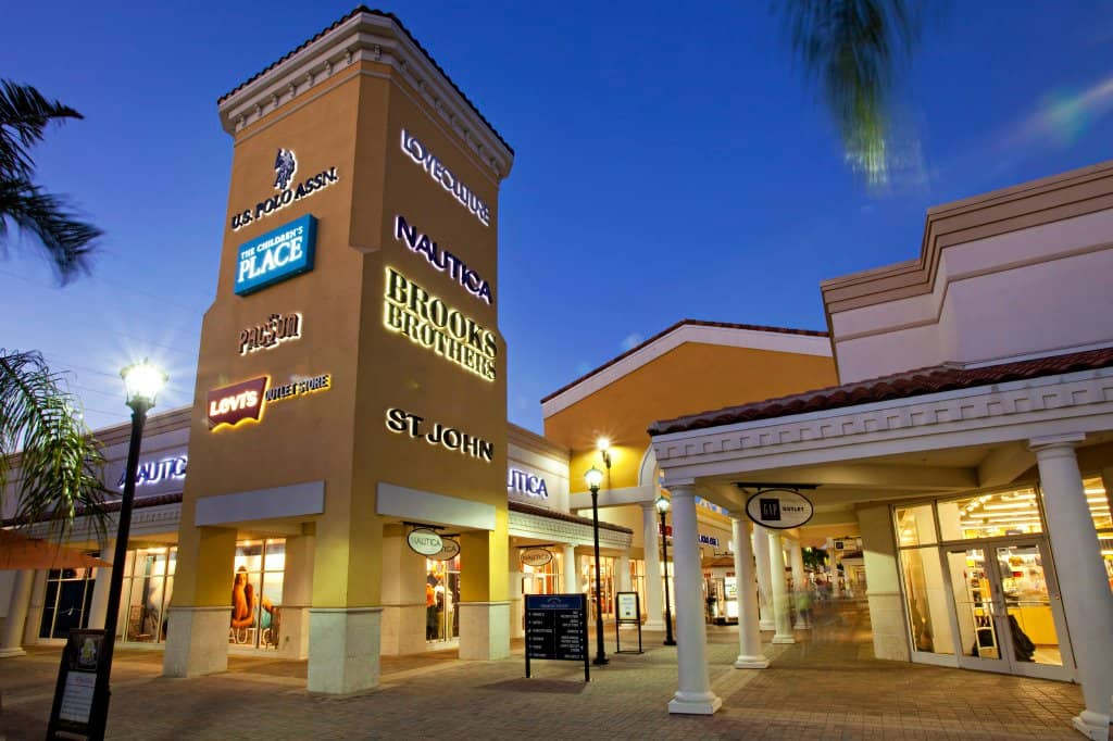 Orlando Premium Outlets at International Drive